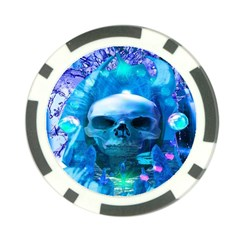 Skull Worship Poker Chip Card Guards (10 pack)