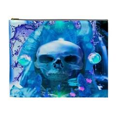 Skull Worship Cosmetic Bag (XL)