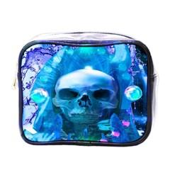 Skull Worship Mini Toiletries Bags