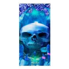 Skull Worship Shower Curtain 36  x 72  (Stall)