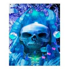 Skull Worship Shower Curtain 60  x 72  (Medium)