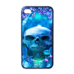Skull Worship Apple iPhone 4 Case (Black)