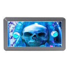Skull Worship Memory Card Reader (mini) by icarusismartdesigns