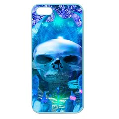 Skull Worship Apple Seamless Iphone 5 Case (color) by icarusismartdesigns