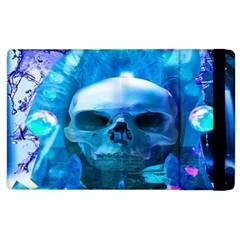 Skull Worship Apple iPad 2 Flip Case