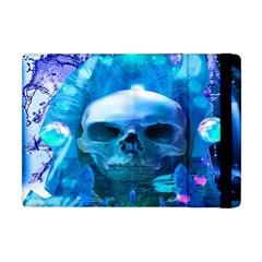 Skull Worship Apple Ipad Mini Flip Case by icarusismartdesigns