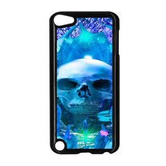 Skull Worship Apple Ipod Touch 5 Case (black) by icarusismartdesigns