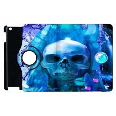 Skull Worship Apple iPad 3/4 Flip 360 Case