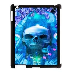 Skull Worship Apple iPad 3/4 Case (Black)