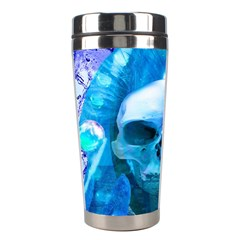 Skull Worship Stainless Steel Travel Tumblers by icarusismartdesigns