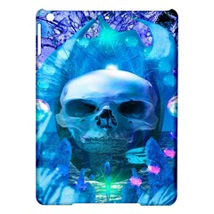 Skull Worship Ipad Air Hardshell Cases by icarusismartdesigns