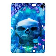 Skull Worship Kindle Fire Hdx 8 9  Hardshell Case by icarusismartdesigns