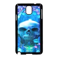 Skull Worship Samsung Galaxy Note 3 Neo Hardshell Case (Black)