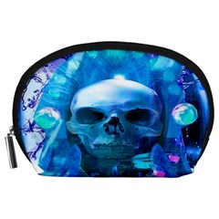 Skull Worship Accessory Pouches (large)  by icarusismartdesigns