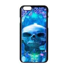 Skull Worship Apple iPhone 6/6S Black Enamel Case