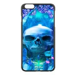 Skull Worship Apple Iphone 6 Plus/6s Plus Black Enamel Case by icarusismartdesigns