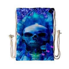 Skull Worship Drawstring Bag (Small)