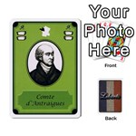 Liberte 1 - Playing Cards 54 Designs