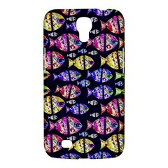 Colorful Fishes Pattern Design Samsung Galaxy Mega 6 3  I9200 Hardshell Case by dflcprints