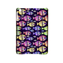 Colorful Fishes Pattern Design Ipad Mini 2 Hardshell Cases by dflcprints