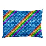 Rainbow Scales Pillow Case (Two Sides)