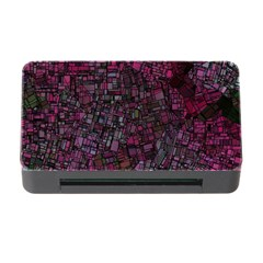 Fantasy City Maps 1 Memory Card Reader With Cf by MoreColorsinLife