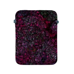 Fantasy City Maps 1 Apple Ipad 2/3/4 Protective Soft Cases by MoreColorsinLife