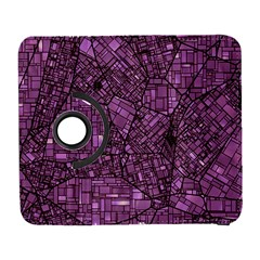 Fantasy City Maps 4 Samsung Galaxy S  III Flip 360 Case by MoreColorsinLife