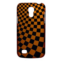 Abstract Square Checkers  Galaxy S4 Mini by OZMedia