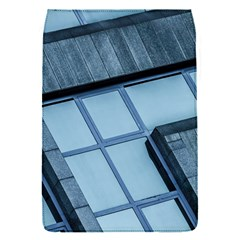 Abstract View Of Modern Buildings Flap Covers (s)