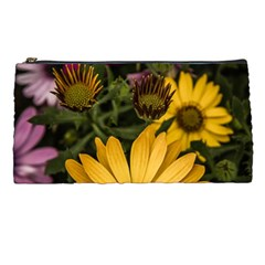 Beautiful Colourful African Daisies  Pencil Cases by OZMedia