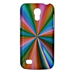 Abstract Rainbow Galaxy S4 Mini by OZMedia