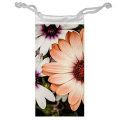 Beautiful Colourful African Daisies Jewelry Bags