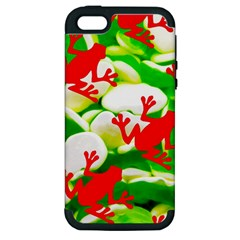 Box Of Frogs  Apple Iphone 5 Hardshell Case (pc+silicone)