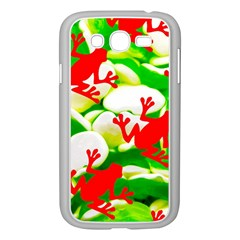 Box Of Frogs  Samsung Galaxy Grand Duos I9082 Case (white) by essentialimage