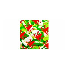 Box Of Frogs  Satin Wrap by essentialimage