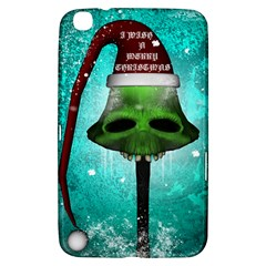 I Wish You A Merry Christmas, Funny Skull Mushrooms Samsung Galaxy Tab 3 (8 ) T3100 Hardshell Case  by FantasyWorld7