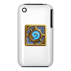 Hearthstone Update New Features Appicon 110715 Apple Iphone 3g/3gs Hardshell Case (pc+silicone) by HearthstoneFunny