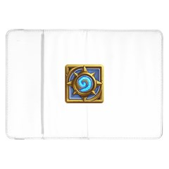 Hearthstone Update New Features Appicon 110715 Samsung Galaxy Tab 8.9  P7300 Flip Case by HearthstoneFunny