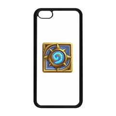 Hearthstone Update New Features Appicon 110715 Apple Iphone 5c Seamless Case (black)