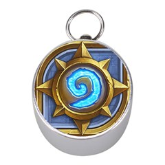 Hearthstone Update New Features Appicon 110715 Mini Silver Compasses by HearthstoneFunny