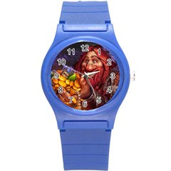 Hearthstone Gold Round Plastic Sport Watch (s) by HearthstoneFunny