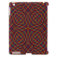 Trippy Tartan Apple Ipad 3/4 Hardshell Case (compatible With Smart Cover) by SaraThePixelPixie