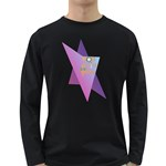 Jewish Veg01 12 7 2015 Long Sleeve Dark T-Shirt