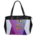 Jewish Veg01 12 7 2015 Oversize Office Handbag