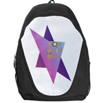 Jewish Veg01 12 7 2015 Backpack Bag
