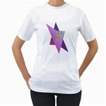 Jewish Veg01 12 7 2015 Women s T-Shirt (White)