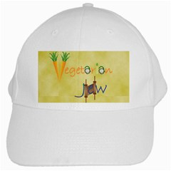 VeggieJew02_12_7_2015 White Cap from ArtsNow.com Front