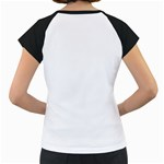 VeggieJew02_12_7_2015 Women s Cap Sleeve T from ArtsNow.com Back