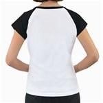 vegan jstar_12_7_2015 Women s Cap Sleeve T from ArtsNow.com Back